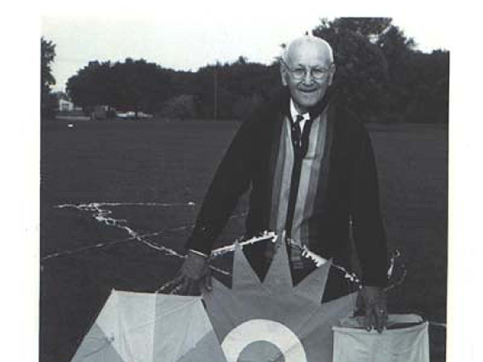 Frank Mots was a Milwaukee kite enthusiast who lives on in kite-flyers' memories through the annual festival.