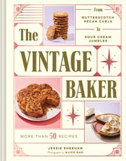 A love of vintage recipes turned into this new cookbook by Jessie Sheehan.