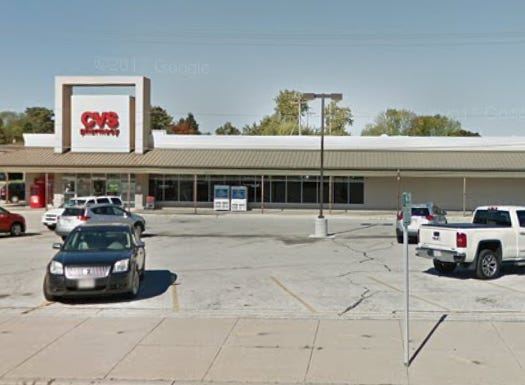 An angry customer tipped over a Wisconsin Lottery machine with its monitor at the CVS Pharmacy, 9220 W. Greenfield Ave.