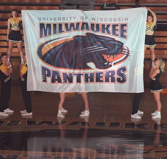 The University of Wisconsin-Milwaukee unveiled this athletic logo on Aug. 25, 1999. The logo is being adopted by the new UWM at Waukesha campus.