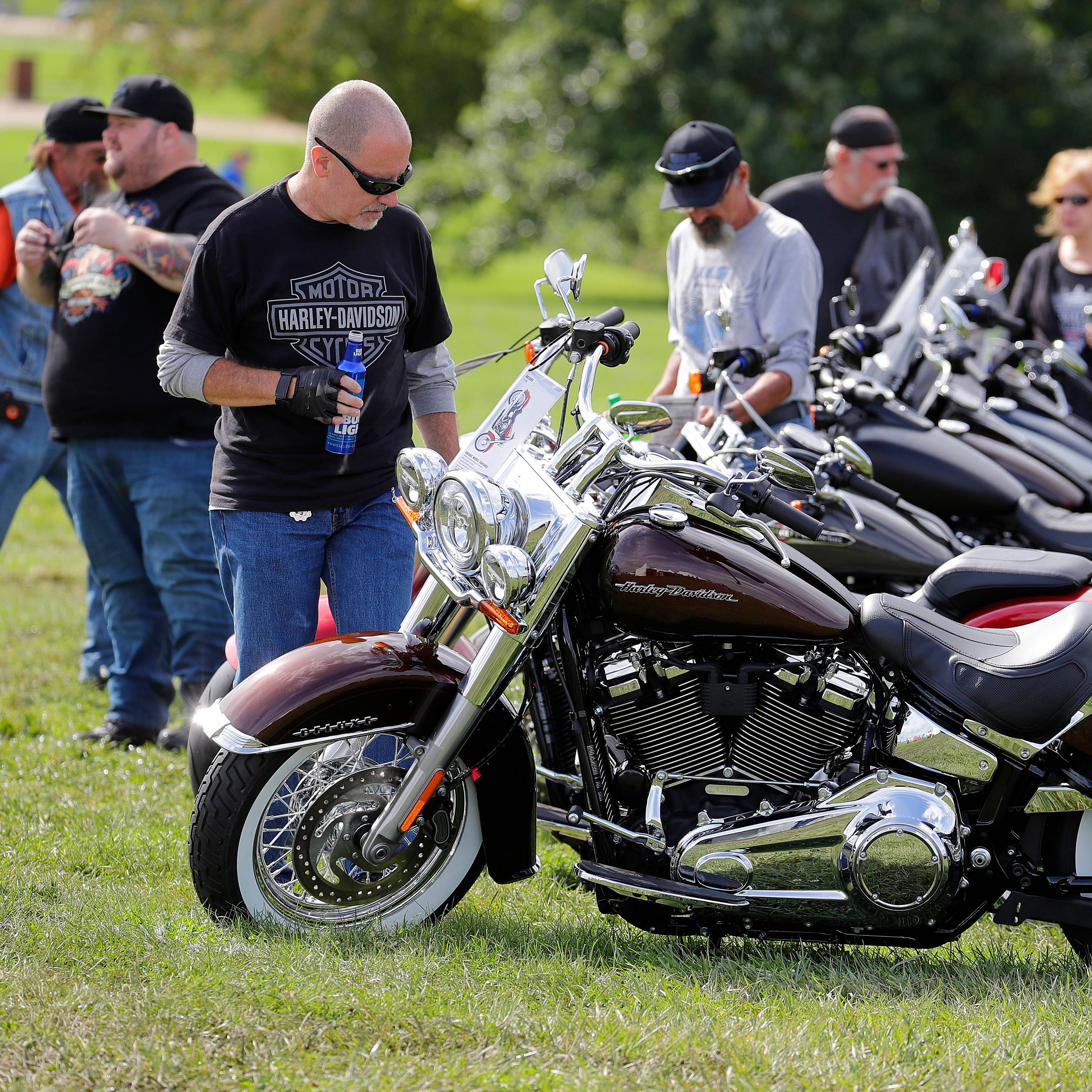 Steelworkers explain why they voted down Harley-Davidson's contract offer