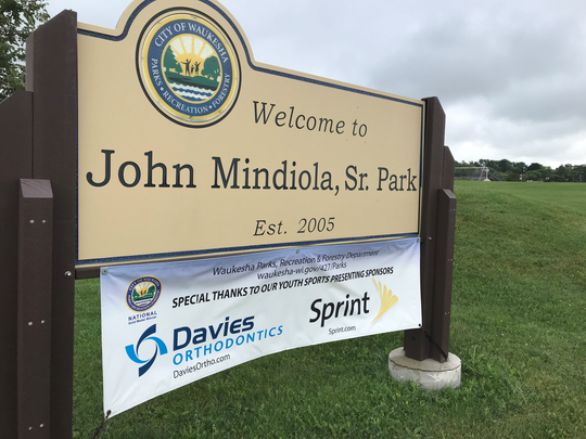 Mindiola Park, built on top of an old landfill 14 years ago, won't serve as the home of a Northwoods League baseball stadium and soccer complex. The city announced Feb. 26 that it was abandoning the plan due to resistance in public financing from various taxing jurisdictions involved.