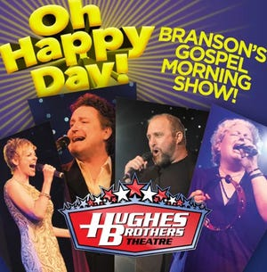 Branson act Oh Happy Day will perform Friday night in downtown Mountain Home.