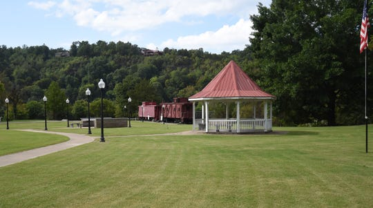 Cotter's Big Spring Park will host a barbecue cook-off and classic car show Saturday. Proceeds from the event will go towards maintaining the park.
