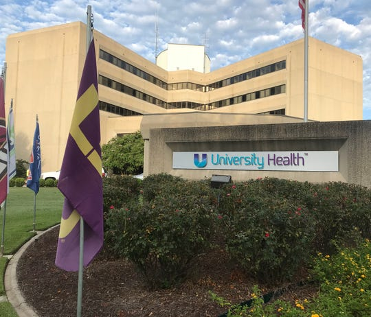 University Health Conway in Monroe