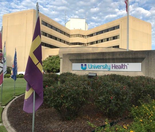 University Health Conway in Monroe