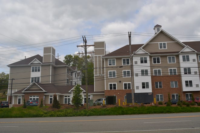 Davenport Village is a new affordable housing complex built in Morris Plains with major assistance from the Madison Housing Authority.