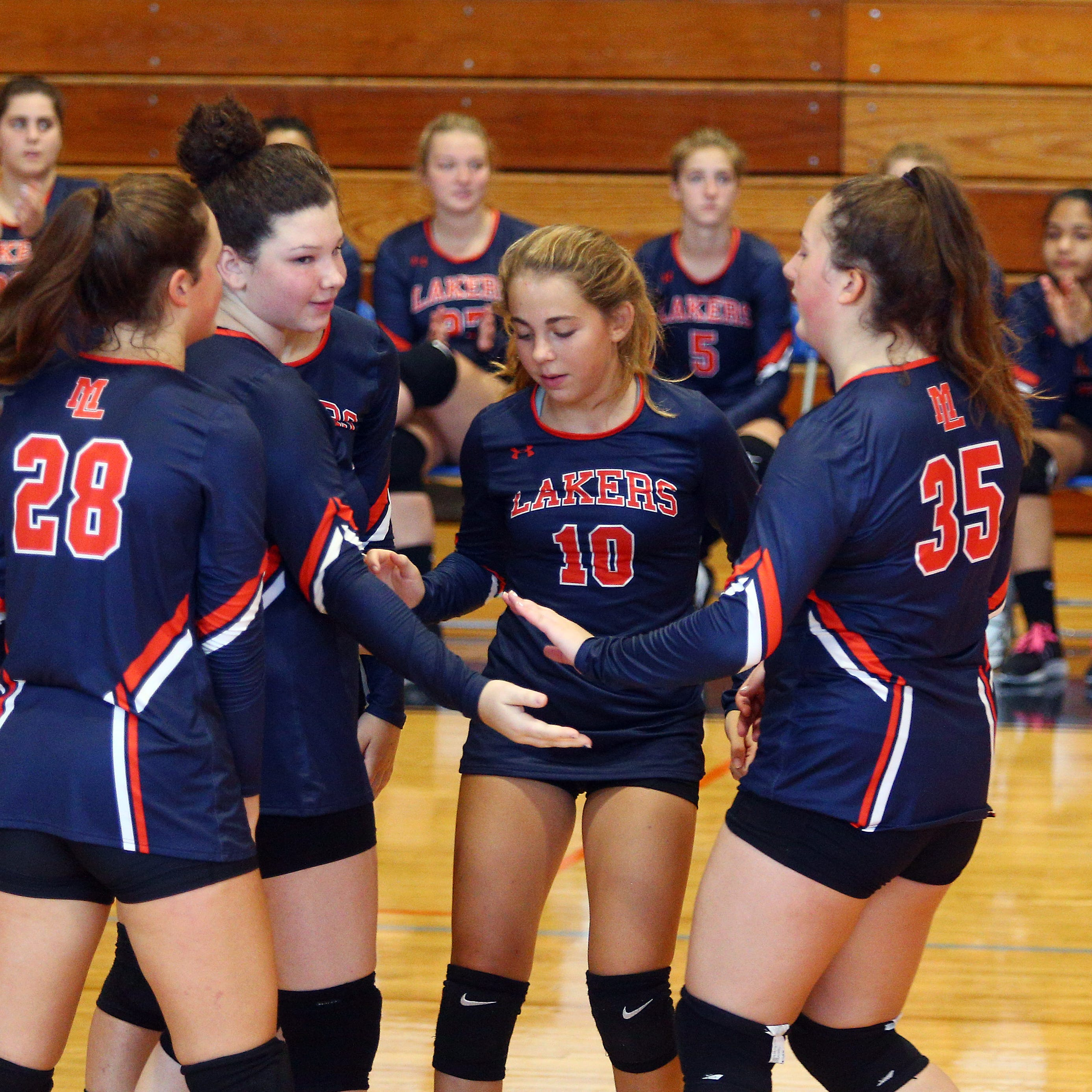 New Mountain Lakes, Pequannock volleyball teams ready to face off