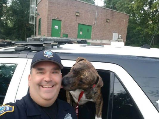 Sadowski And Dog
