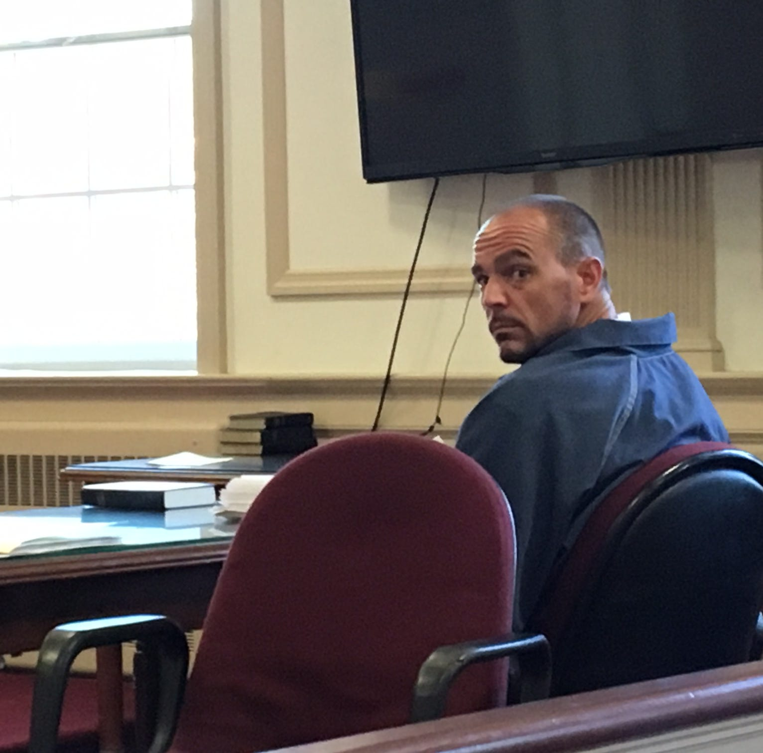 Phillipsburg father jailed for alleged threat to kill judge, court employee