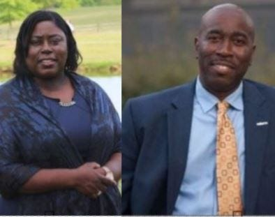 """Audrey Graham and Quartez """"Dan"""" Harris advanced to a runoff for Montgomery City Council District 4"""