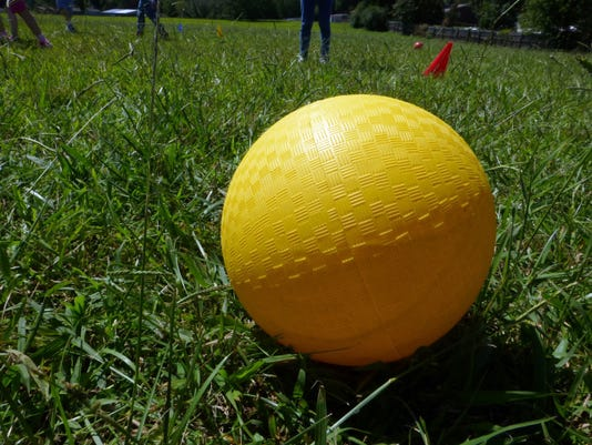Yellow Dodgeball