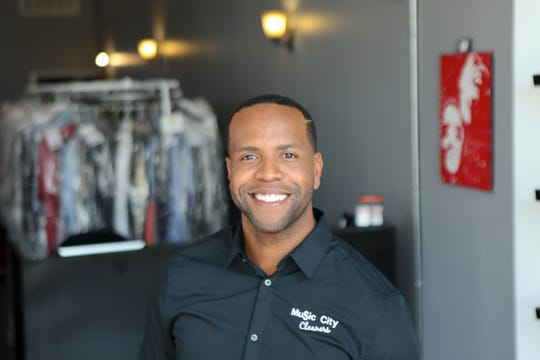 Joshua Mundy created Music City Cleaners in 2008.