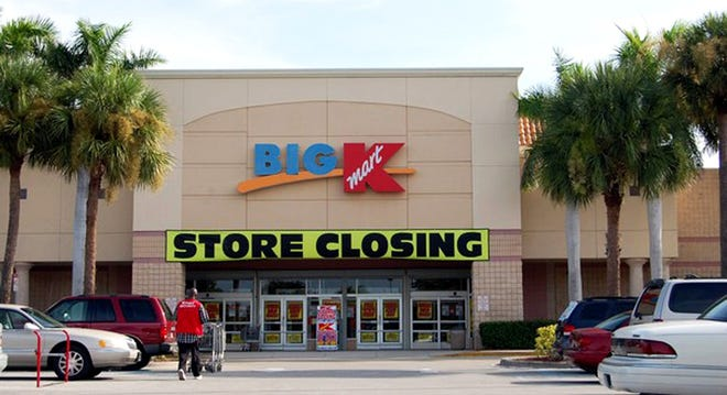 At the end of October 2009, Kmart closed its 117,000-square-foot store in Freedom Square shopping center on the corner of U.S. 41 East and Collier Boulevard. The vacated store remains empty.