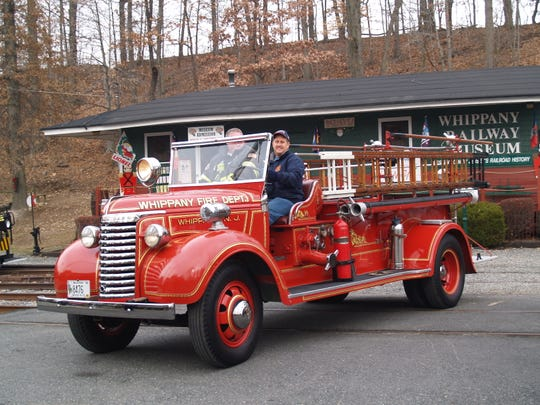 Whippany Railway Museum's Touch-A-Truck & Train Ride will operate on Sept. 9.