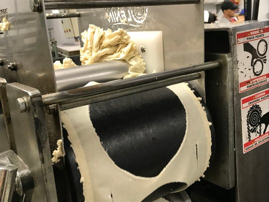 Fresh tortillas are made daily at the Boonton Tito's location.