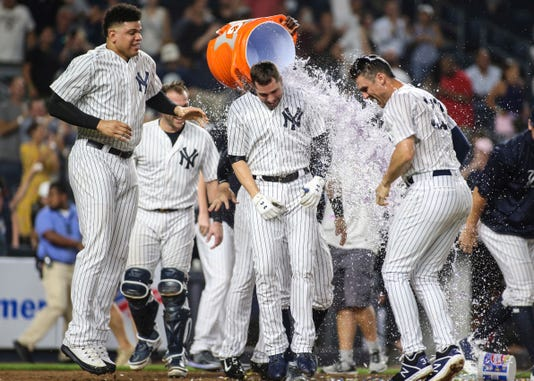 Mlb Chicago White Sox At New York Yankees