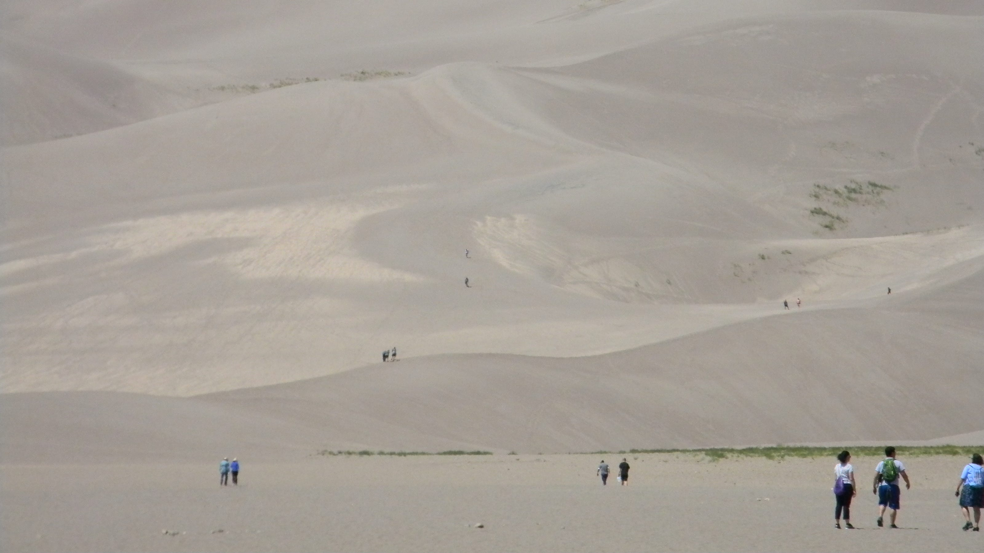 Colorado Sand Dunes Give New Meaning To Great