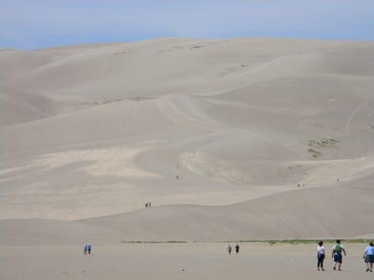 3 Great Sand Dunes