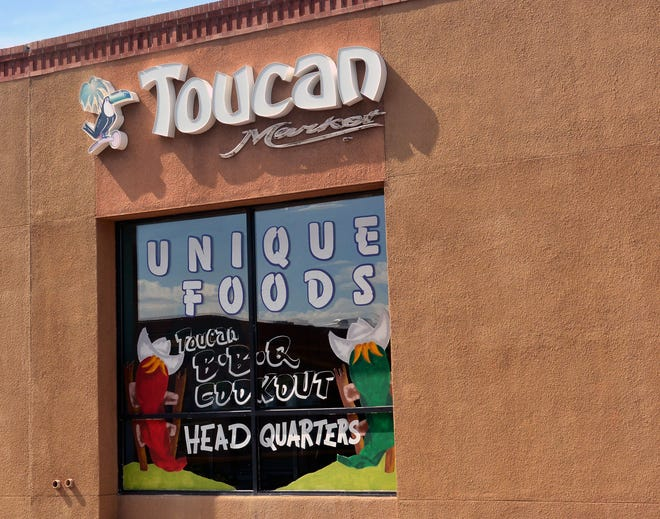 Locally-owned Toucan Market will be closing its doors this fall after 13 years. The front of the University Avenue store is seen here on August 29, 2018.