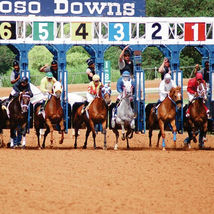 All American Futurity 2018: Thousands expected Labor Day weekend at Ruidoso Downs