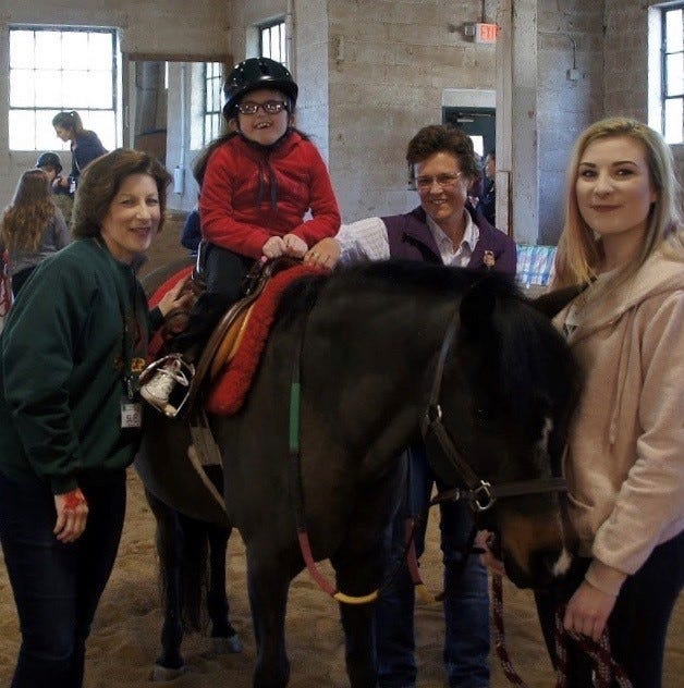 Variety supports Proud Equestrian Program at hunt club