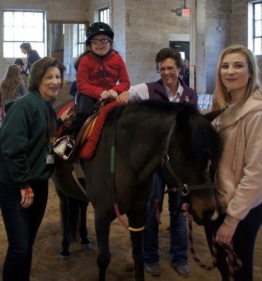 Bhm Bert Equestrian Program