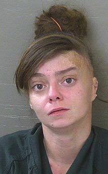Authorities are searching for Danielle Simms in relation to an Aug. 26, 2018 shooting.