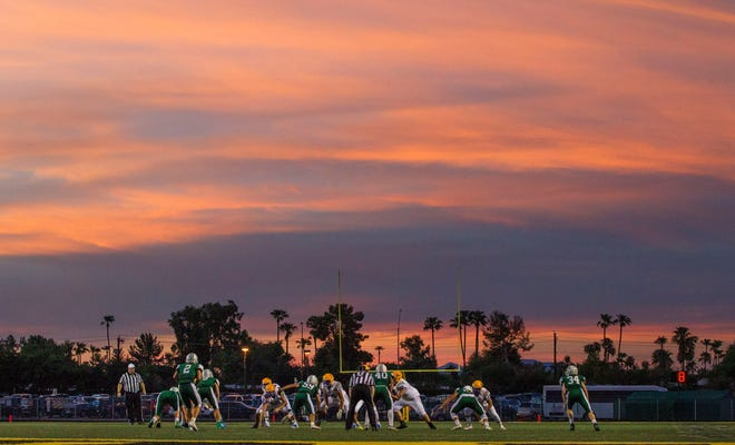 The Arizona Interscholastic Association has seen a decline from about 22,000 football participants five years ago to about 19,900 last year.