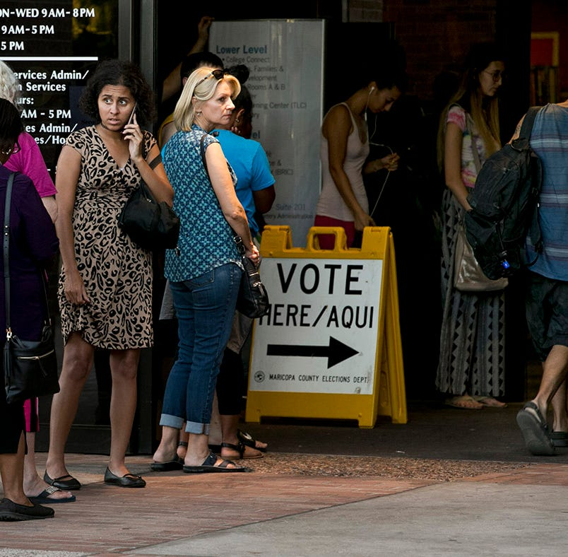 Arizona's 'record' 33 percent voter turnout is nothing to celebrate. Do this instead