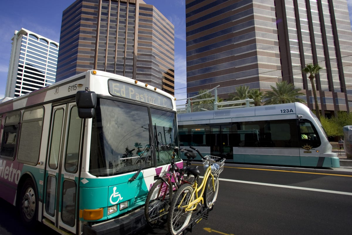 Phoenix voters approved light rail 3 times  Will August be different?