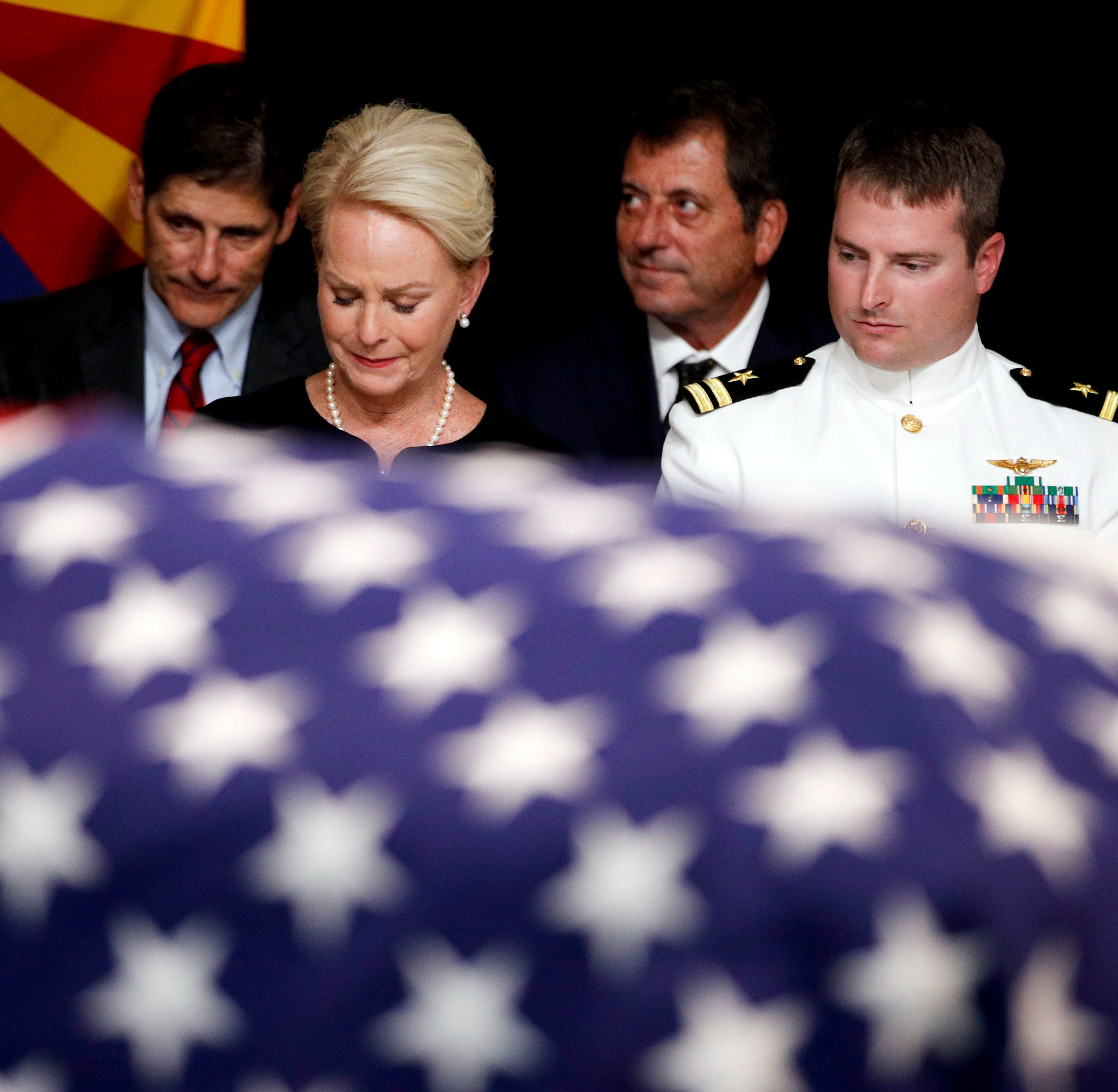 Sen. John McCain: What to know about Washington tributes on Friday and Saturday