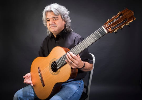 Bill Russell, of Washington Township, will be playing at Thumbfest in Lexington Saturday. Russel won the Indiana State Fingerstyle Guitar Championship in July.