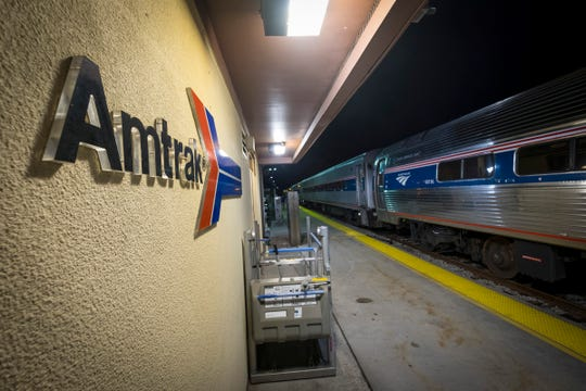 Blue Water Area Transit finished a study about the future location of an Amtrak station, though no decisions have been made.