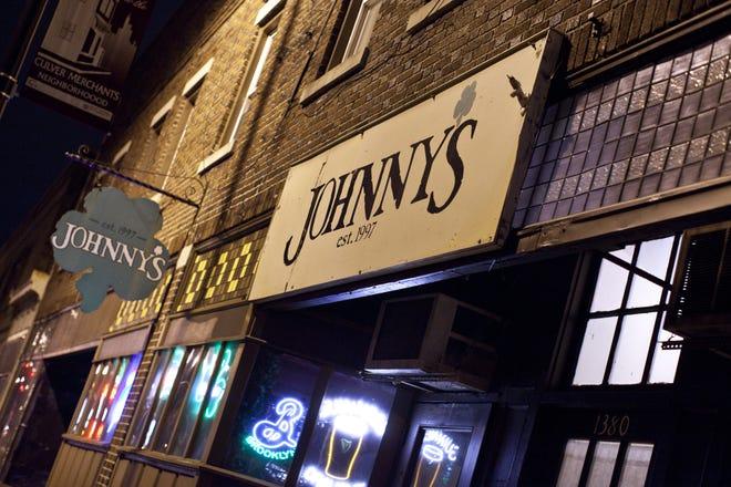 Johnny's irish Pub, 1382 Culver Road.