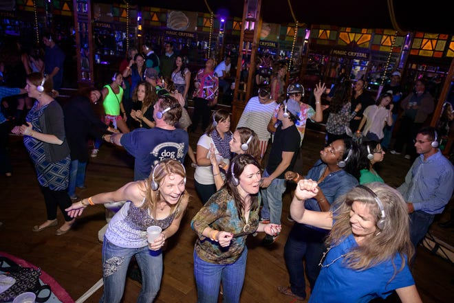 The KeyBank Rochester Fringe Festival, complete with mirrored Spiegeltent and Silent Disco, runs from Wednesday, Sept. 12, through Saturday, Sept. 22, at venues around Rochester.