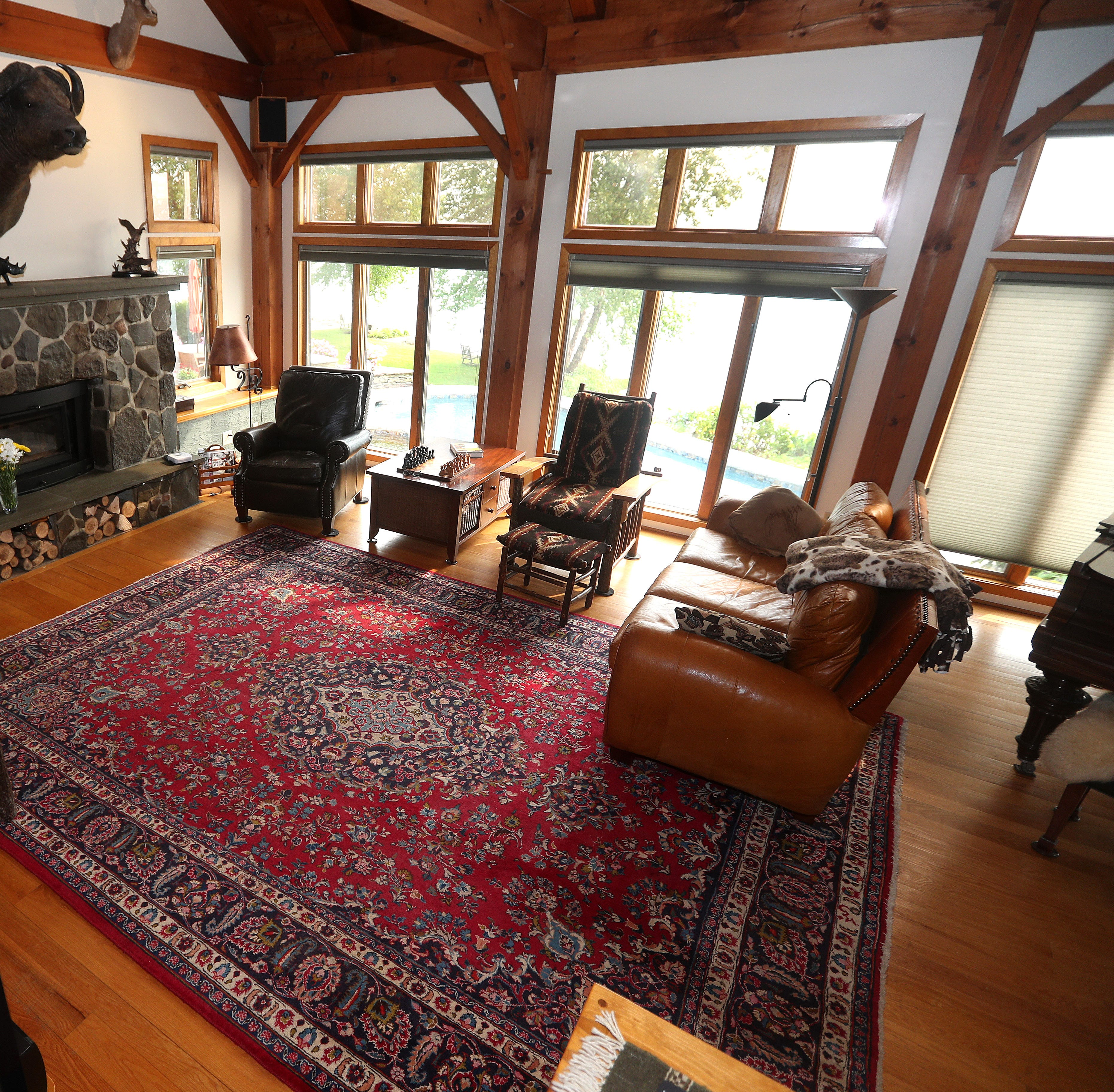 $54K cottage turned into a $2.45M mansion on Seneca Lake, 'Napa Valley of the East'