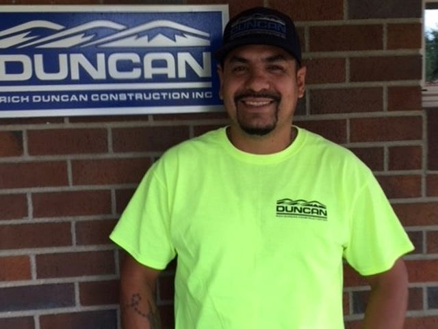Rich Duncan Construction has named Arturo Ramos as its new superintendent.