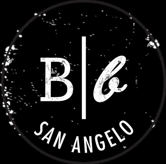 Logo for Board & Brush San Angelo opening in mid-October at 3369 Knickerbocker Rd.