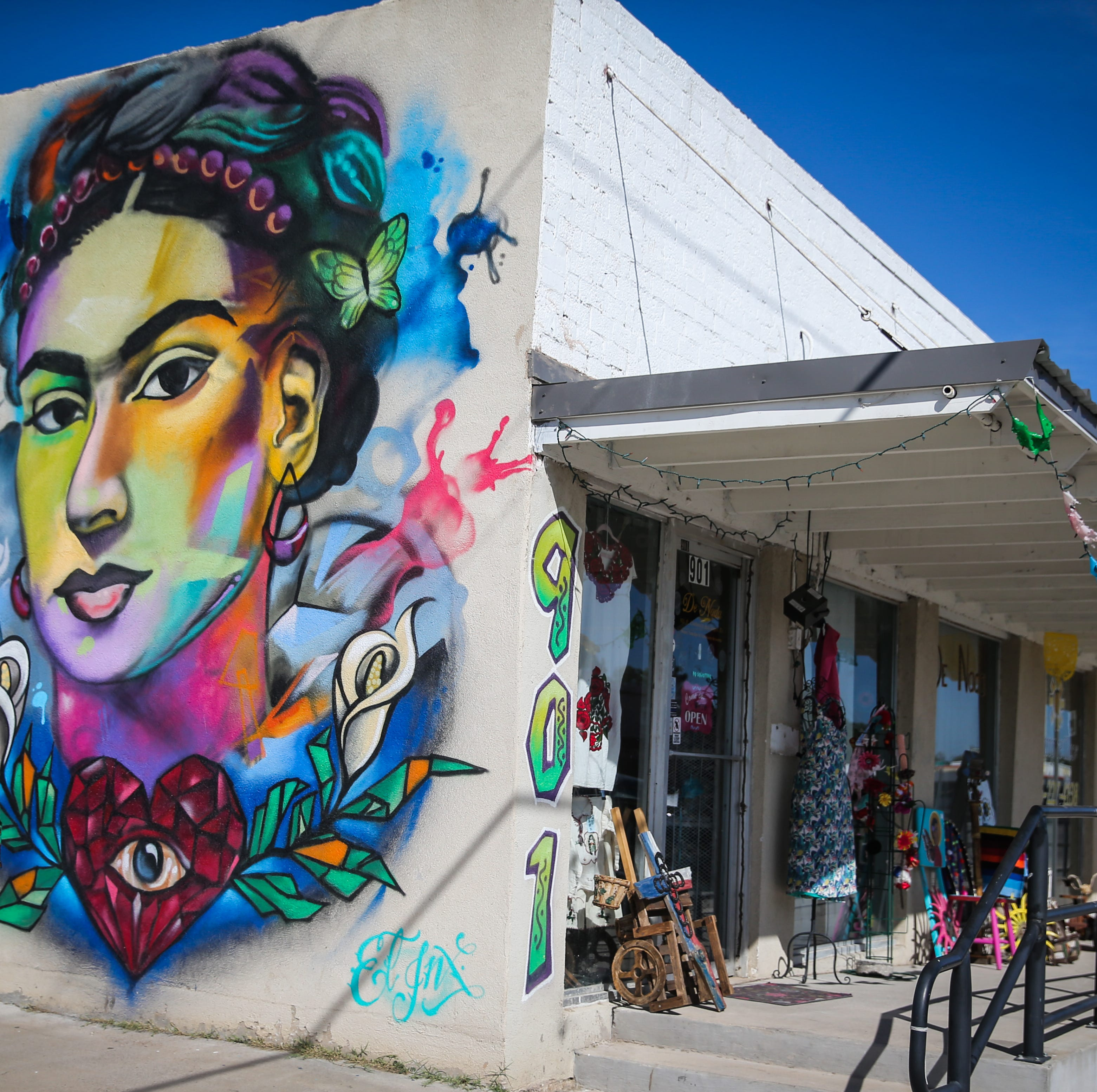 De Nada is San Angelo's one-stop shop for hair, clothes, music, art and more