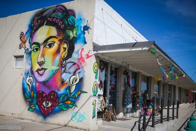 De Nada, 901 N. Chadbourne St. in San Angelo.