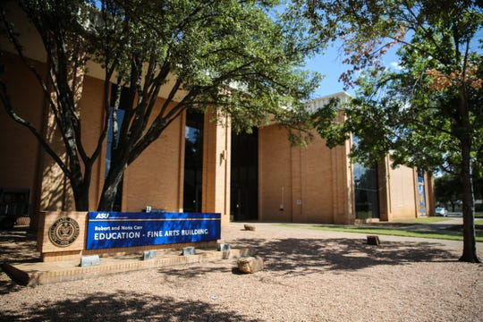 Gallery 193 is located inside the Angelo State Carr Education-Fine Arts Building, 2602 Dena Drive in San Angelo