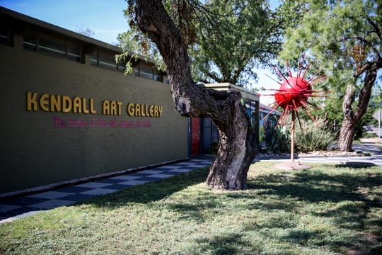 Kendall Art Gallery, 119 W. 1st St. in San Angelo, is home to the San Angelo Art Club.