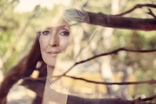 Legendary folk music artist Joan Baez, at her northern California home, is on her final tour.