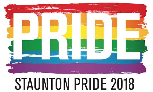 Staunton Pride Marc Borzelleca