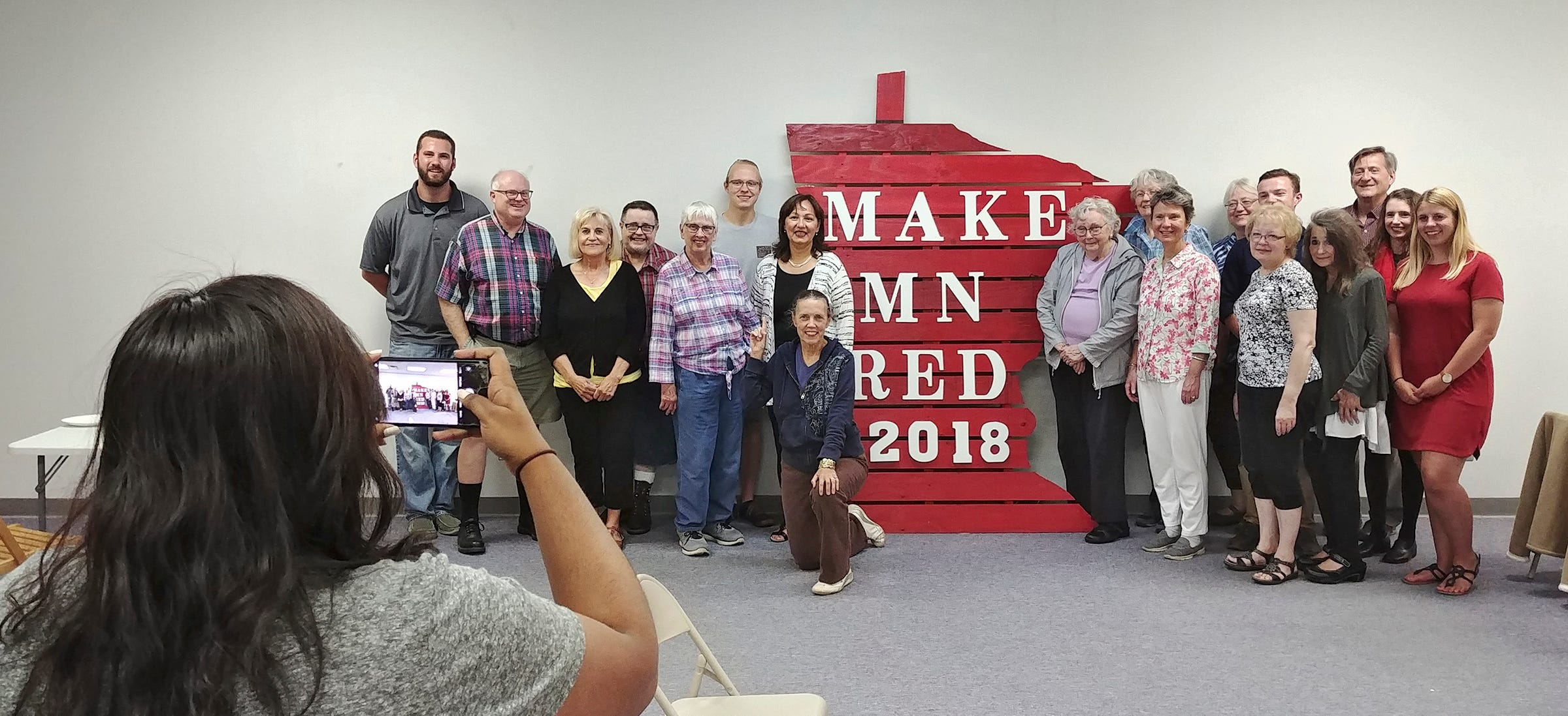 2018 Midterms Gop Sees Opportunity In Minnesota Trump Country