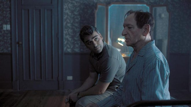 """Oscar Issac, left, and Ben Kingsley are the best reason to see the flawed """"Operation Finale."""""""