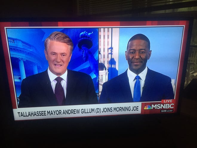 Mayor Andrew Gillum talks Florida politics with Morning Joe