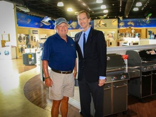 John Jetson, owner of Jetson's TV & Appliances, and Mike Crary are partnering once again to host the 9/11 Memorial Blood Drive -- the largest, one-day blood drive in the area.