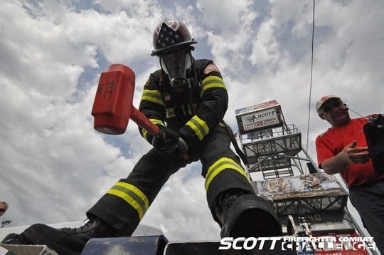 The St. Lucie County Tourism Office, in partnership with the St. Lucie County Fire District and the Treasure Coast Sports Commission, secured the 2018 Firefighter Combat Challenge set for Friday, Sept. 14 and Saturday, Sept 15.
